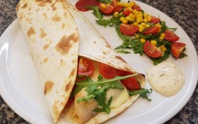 Tortilla Italian Style